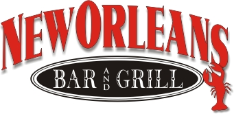 Aw designs marketing solutions new orleans bar grill logo business card menu reheart Choice Image